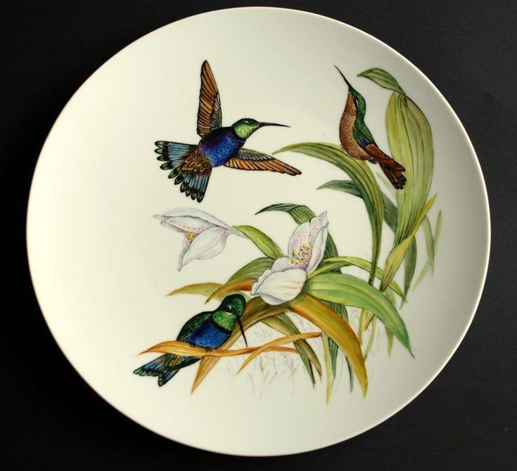 Esin Alptuna / Porselen Sanatçısı, Porcelain Painter, China Painting, China Painter, Porselen Boyama, Porselen Boyama Kursu, Porselen Boyama Dersi, Porselen Sanatı
