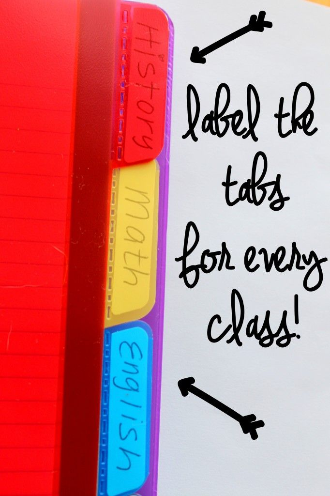 Back-to-School Supplies & Organization Tips for Teens @ Ya Gotta Have a Hobby #GREATLIST #sp
