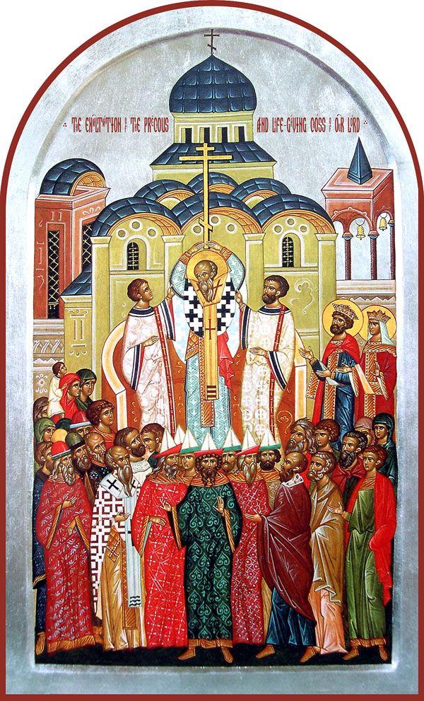 The Exaltation of the Cross - September 14