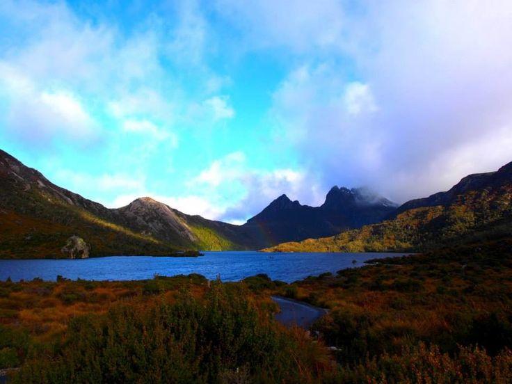 Cradle mountain@Tas