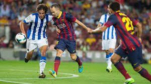 Barcelona Belum Lolos - Barca belum tentu lolos ke final Copa del Rey musim ini meski mengantungi skor agregat 2-0