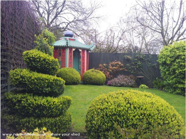 Garden Sheds Jedburgh