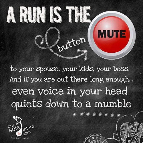 Running Matters #161: A run is the mute button to your spouse, your kids, your boss. And if you are out there long enough, even the voice in your head quiets down to a mumble.