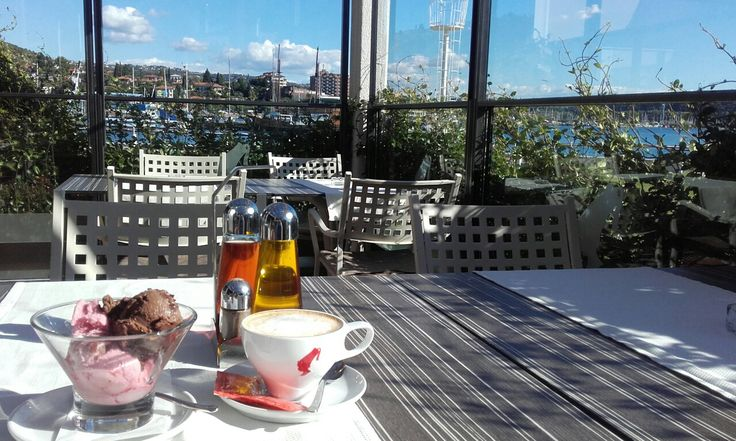 Coffee in Portorož #bestcoffee #coffee #iloveportorož