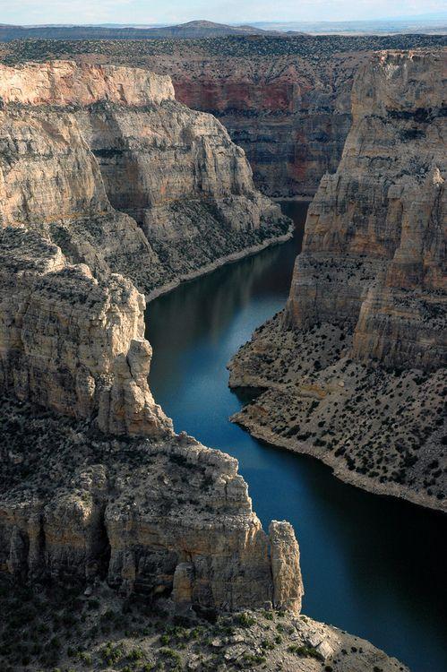✯ Big Horn Canyon - Wyoming