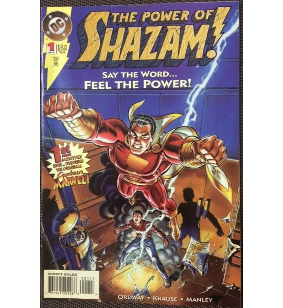 Selling The Power of Shazam 1 - 1995 #DCComics - $5AU flat rate postage Worldwide. Click link for more info! #Shazam #Justiceleague #comicsforsale