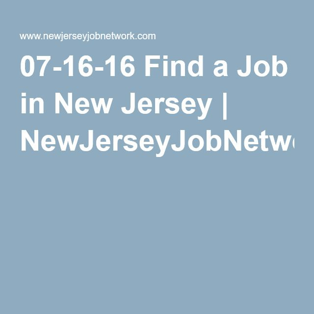how to get a teaching job in new jersey