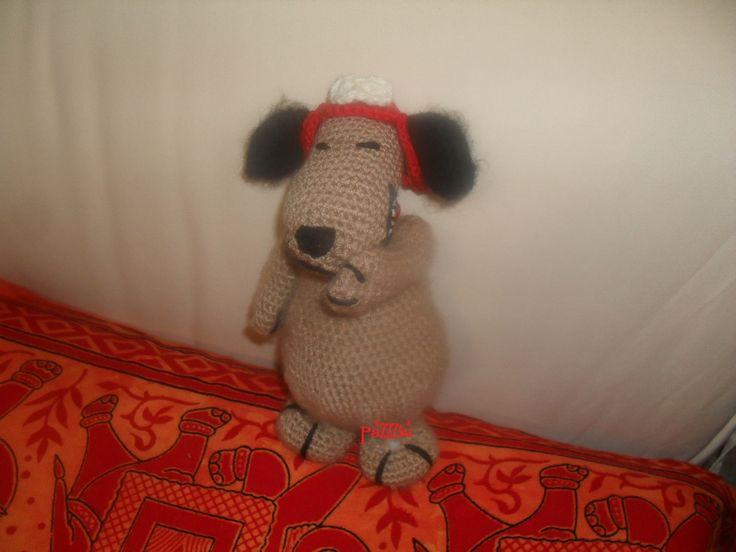 Muttley crochet