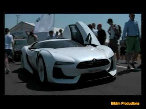 Superieur Video Of Many Supercars Which Came To Le Mans Classic 2010 : Ferrari 599  GTO, Bentley Continental Flying Star, Pagani Zonda R, GT By CItroen Made  For The ...