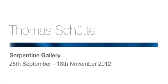 Artist Thomas Schütte showcases key sculptural, photographic and painted portraits at the Serpentine Gallery. Although the artist has returned to portraiture throughout his career, this is the first exhibition dedicated entirely to these pioneering works. Key pieces from the artist's most famous series are presented together with new work made especially for the Serpentine