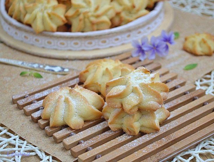 Рассыпчатое печенье с цедрой - просто и быстро » Женский Мир