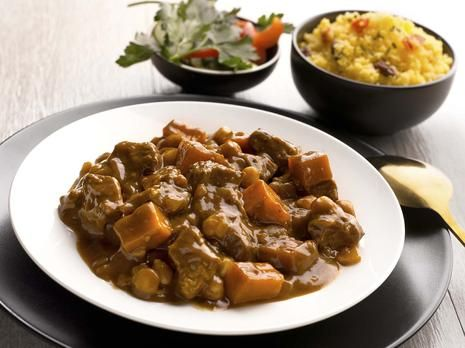 Gluten Free Moroccan Lamb Tagine with Couscous