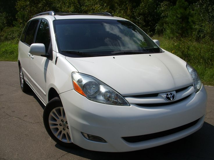 Used 2010 Toyota Sienna For Sale | Durham NC