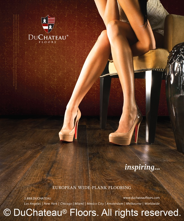Duchateau Floors Ad Hardwood Flooring Photo By Dave