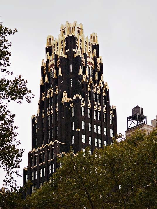 New York Architecture Images- American Standard Building