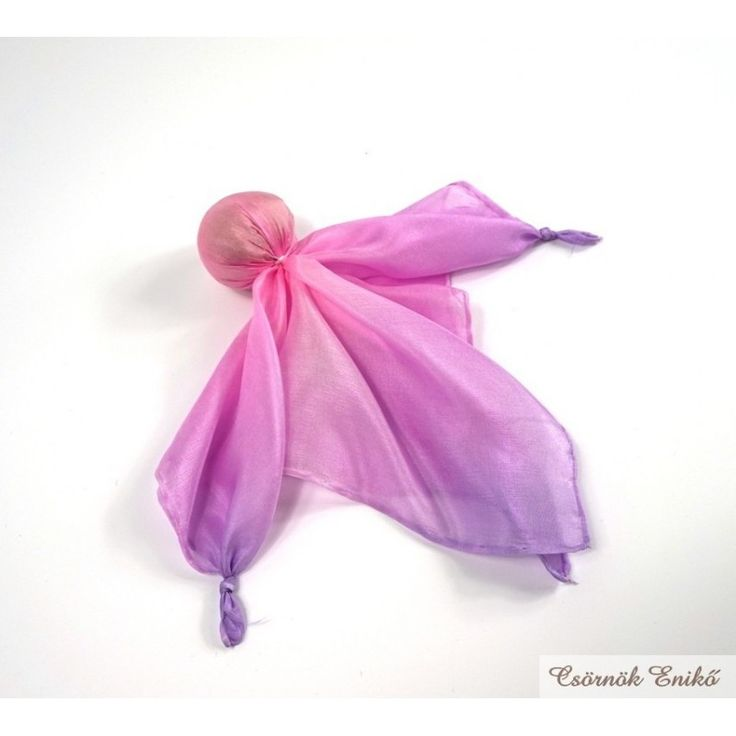 This kind of Silk Dolls has also been used since generation to calm and comfort young babies.