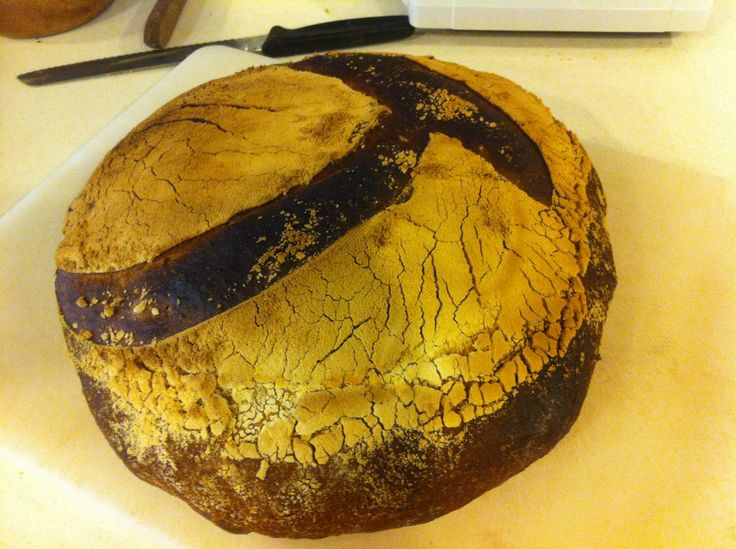 Sourdough Miche