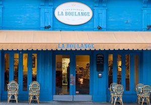 La Boulange - favorite pastry shop in San Francisco