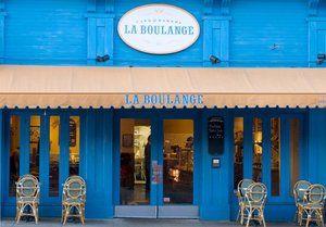 La Boulange - favorite pastry shop in San Francisco