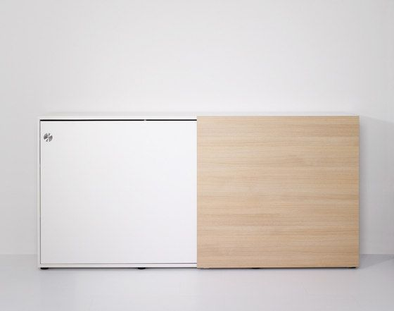 Cabinets | Storage-Filing | basic S Standalones | werner works. Check it out on Architonic
