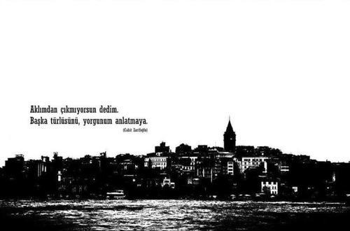 Zarifli adam, Cahit Zarifoğlu