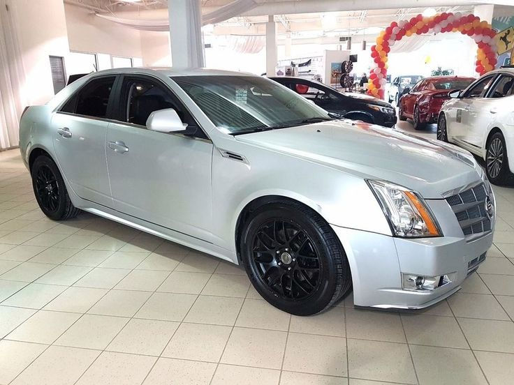 2010 Cadillac CTS 4 * AWD * V-6 3.6 LITRES * CUIR * MAGS * | Autos et camions | Longueuil/Rive Sud | Kijiji