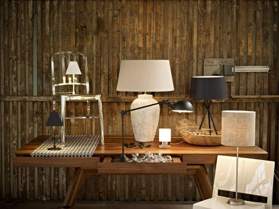 Lamps by Pfister