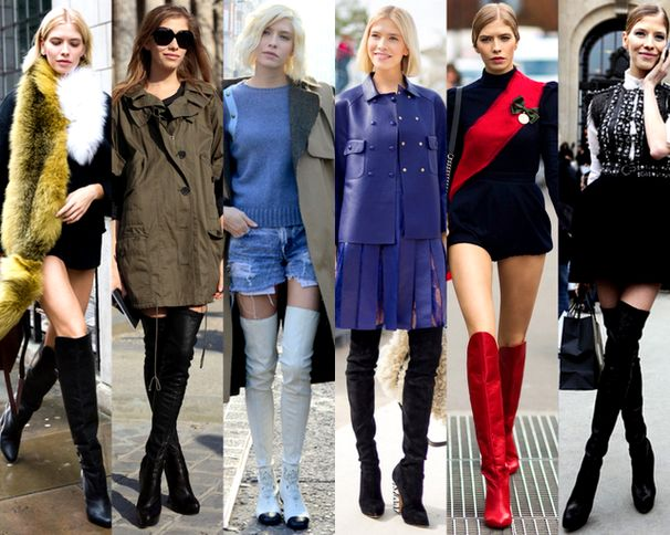 """#ThighHighBoots"", las #BotasCañaAlta que todas calzan http://godustyle.com/2013/10/31/thigh-high-boots-las-botas-de-cana-alta-que-todas-calzan/ #fashion #celebritie #looks #streetstyle #moda #trends #tendencias #shopping #OverTheKneeBoots #boots #ShoeLovers #latinablogger #diseñadores #pasarelas #designers #runways"