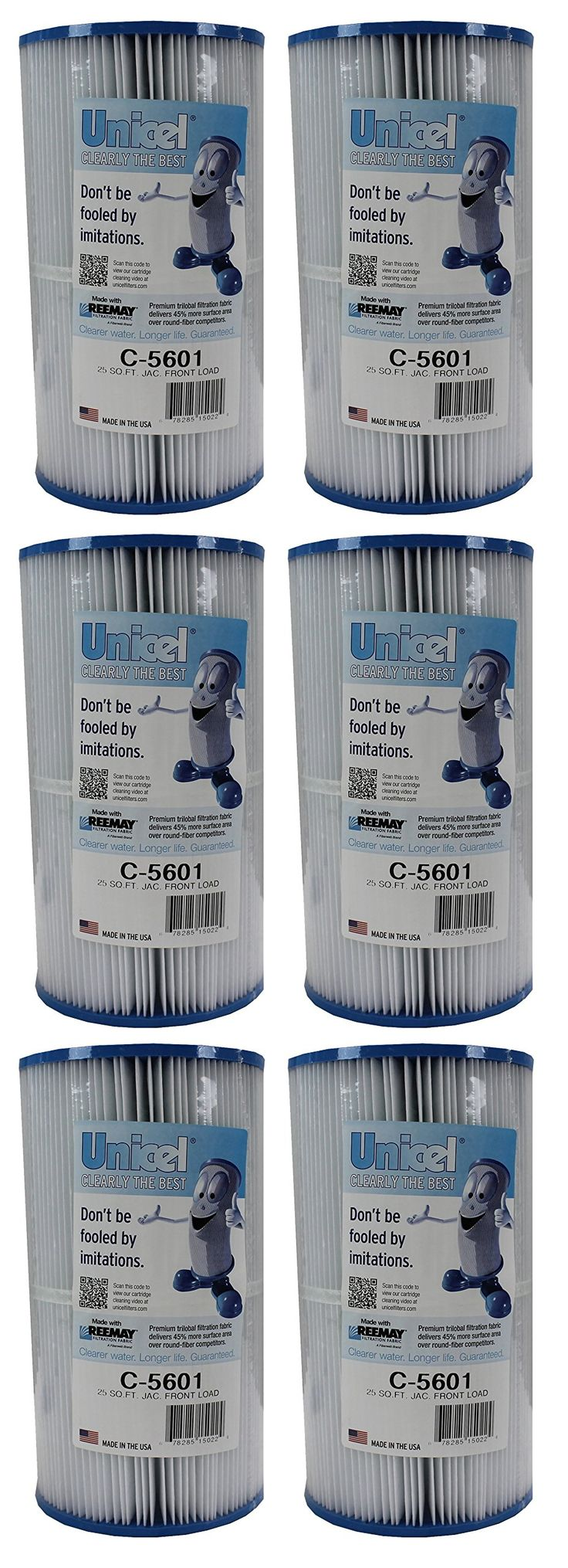 Unicel C-5601 (6 Pack) Replacement Swimming Pool Filter