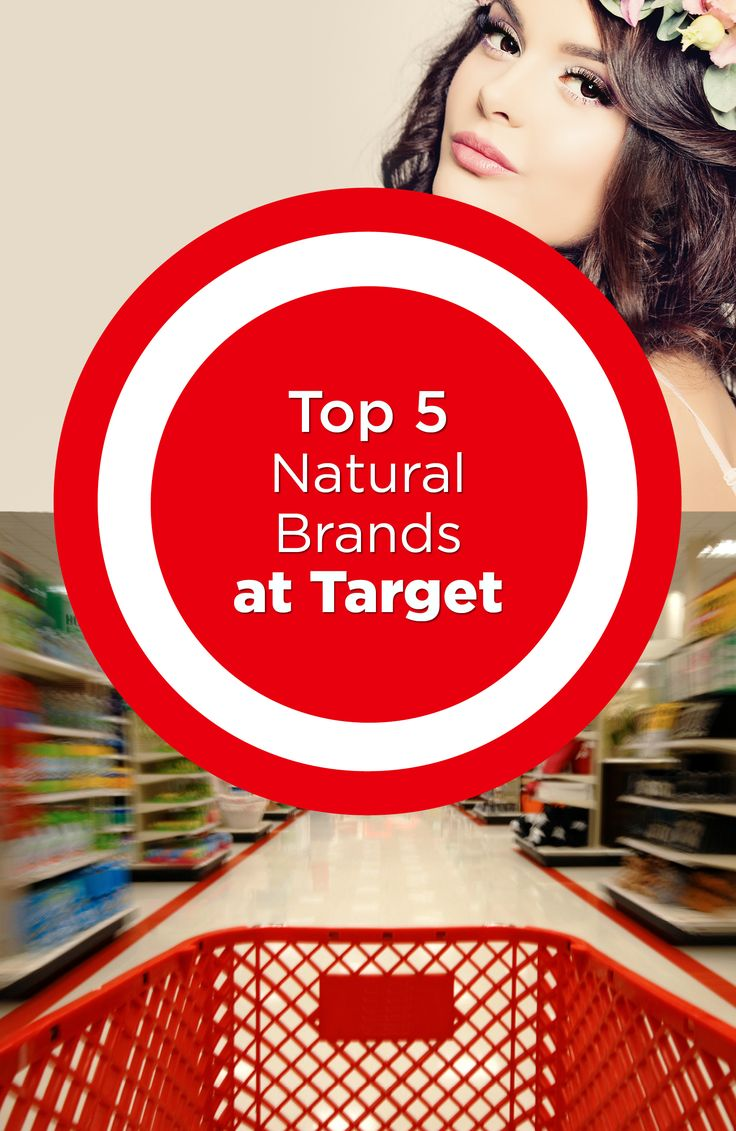 Top 5 Natural Brands at Target Non toxic makeup, Cruelty
