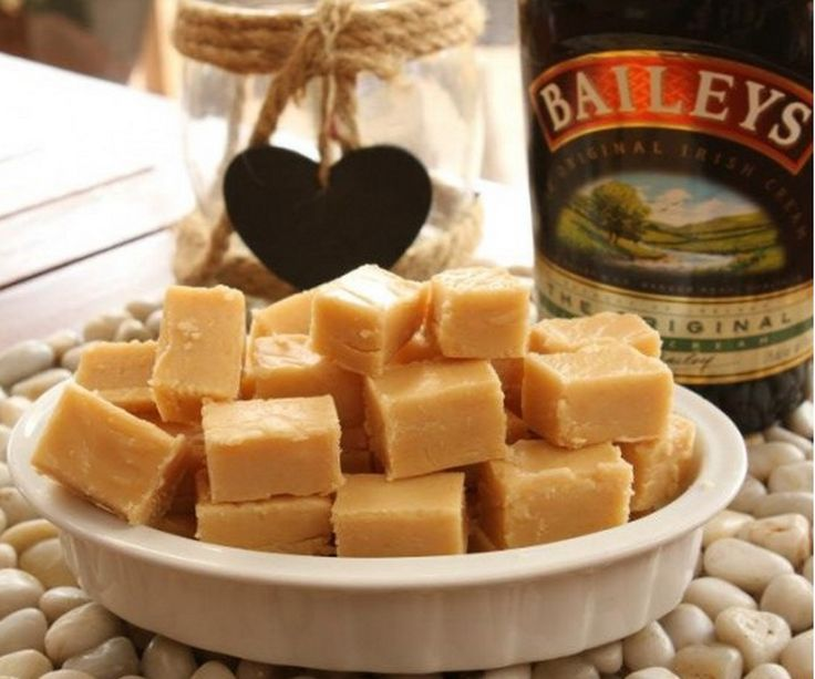 If you are a Baileys fan you won't be able to resist making this delicious White Chocolate Fudge. It's the perfect AO treat and there is no baking involved. Each piece is equivalent approximately to .126 Standard Drinks. Enjoy!