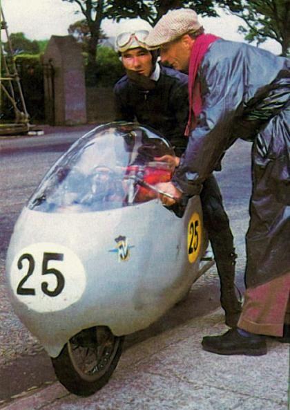 Carlo Ubbiali - MV Agusta 1957
