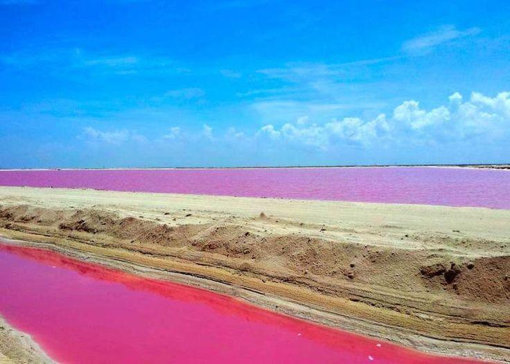 las coloradas-lago-rosa