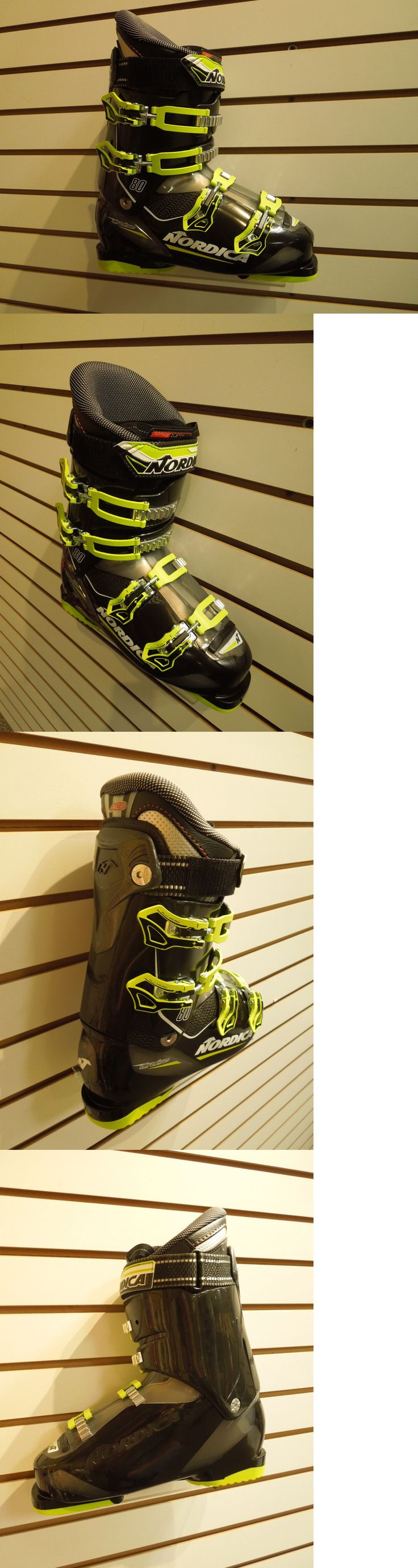 Men 16061: Nordica Cruise 80 Men S Downhill Ski Boots New! -> BUY IT NOW ONLY: $149 on eBay!