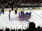 New York Rangers Tickets 2/7 vs Anaheim Ducks Section 223 Row 13 Seats 3-4