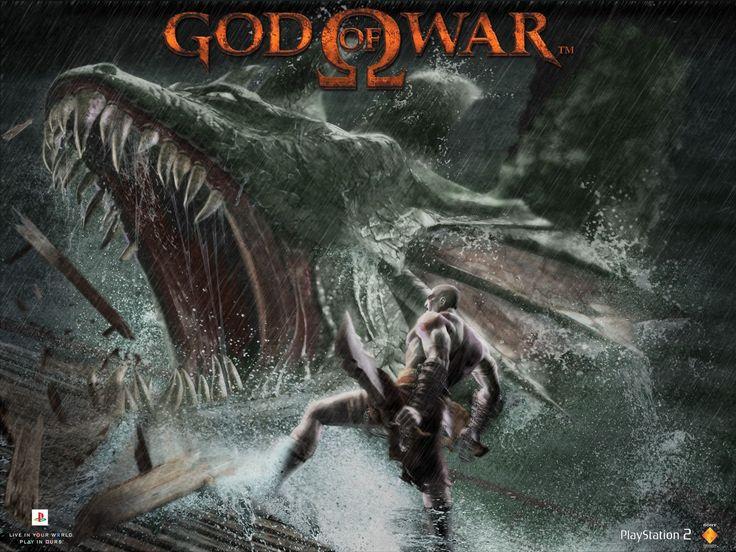 Hydra Boss- Free God of War Wallpaper Gallery - Best Game Wallpapers