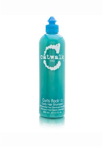 Tigi Catwalk Curls Rock Curly Hair Shampoo, 12 Ounce by Tigi [Beauty] * Visit the image link for more details. #hairstylist