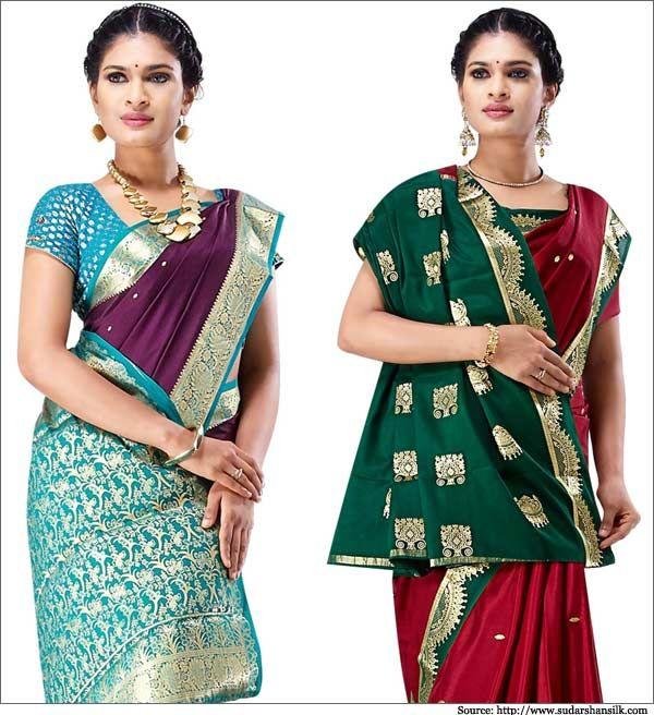 Pure Silk Sarees - Banarasi, Kanjivaram, Wedding, Bridal, Silk Sarees