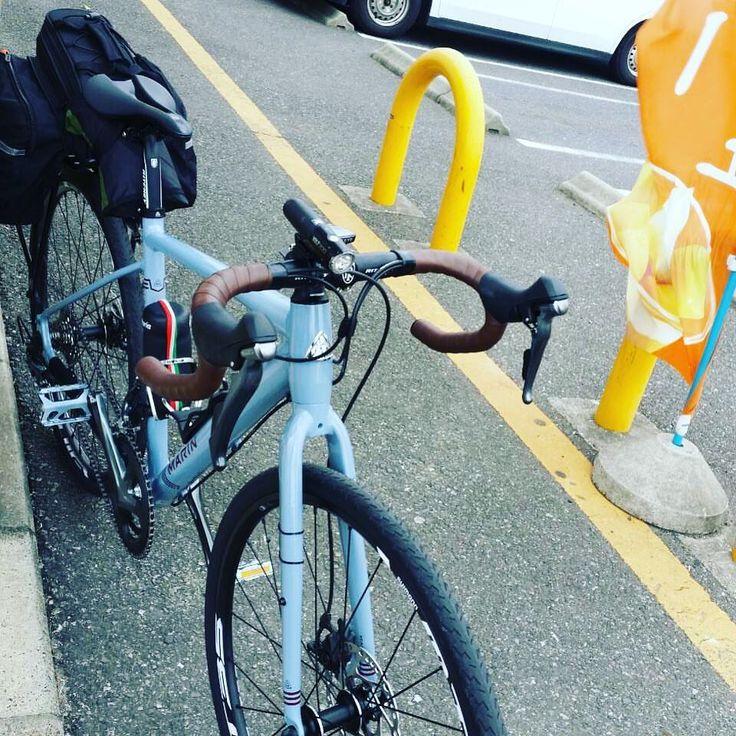いいね!68件、コメント1件 ― MARINBIKES JAPANさん(@marinbikesjapan)のInstagramアカウント: 「MARIN正規販売店 セオサイクル西館様 店長バイク!Gestalt-1! Cool✨ ありがとうございます^_^ #marinbikes #marin #アメリカブランド #カリフォルニア…」
