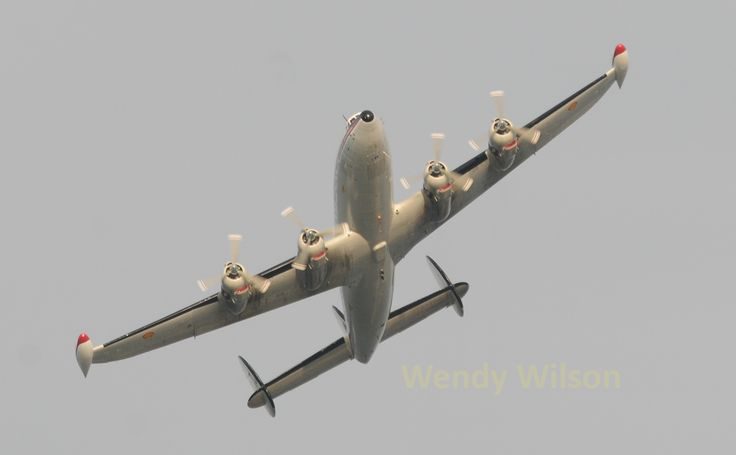 HARS Lockheed Constellation #IFR2013