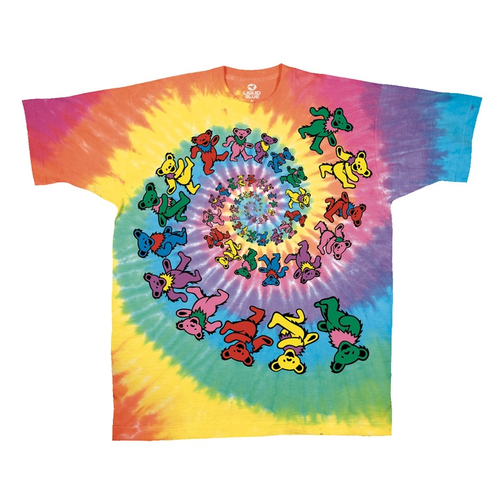 8dcdc647ee This Grateful Dead tee is a classic! I wish I still had mine!