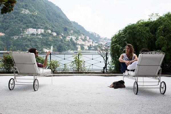 On the Scene…Ginevra, Pietro & Romeo, Lake Como