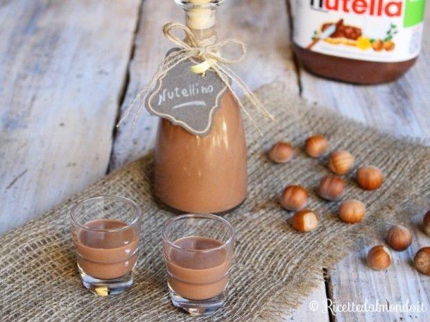 Nutellino  Una delizia alla #Nutella!