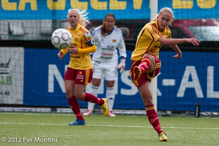 Göteborgs FC - Tyresö FF 2012-06-10