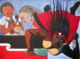 Image result for robyn kahukiwa art