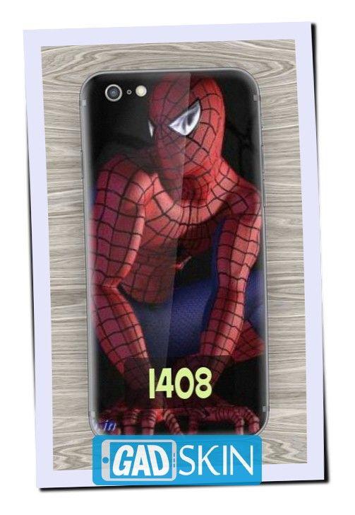 http://ift.tt/2cHknCt - Gambar Spiderman 1408 ini dapat digunakan untuk garskin semua tipe hape yang ada di daftar pola gadskin.