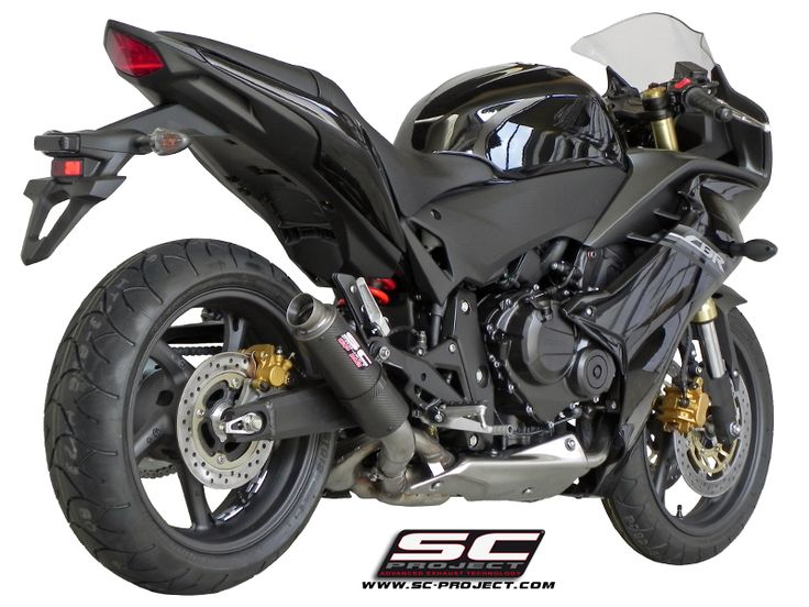 HONDA CBR 600 F '11-15 EXHAUST BY SC-PROJECT