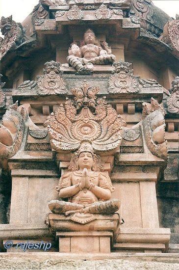 My India Travel: Bala Krishna Temple, Hampi