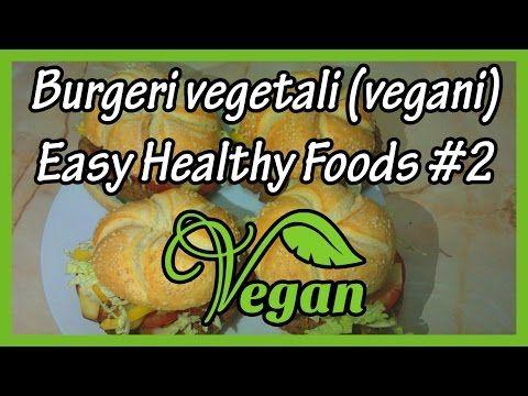 Burgeri vegetali (vegani) | Mâncare de post – vegană
