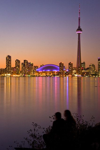 Beautiful photo of our lovely city Toronto